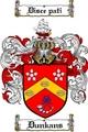 Thumbnail Dunkans Family Crest  Dunkans Coat of Arms