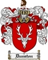 Thumbnail Dunston Family Crest Dunston Coat of Arms Digital Download