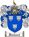 Thumbnail Durward Family Crest  Durward Coat of Arms