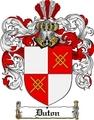 Thumbnail Duton Family Crest  Duton Coat of Arms