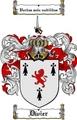 Thumbnail Dwier Family Crest  Dwier Coat of Arms