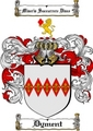 Thumbnail Dyment Family Crest  Dyment Coat of Arms