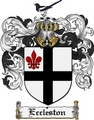 Thumbnail Eccleston Family Crest Eccleston Coat of Arms Digital Download