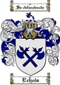 Thumbnail Echols Family Crest  Echols Coat of Arms