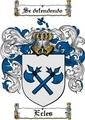 Thumbnail Ecles Family Crest  Ecles Coat of Arms