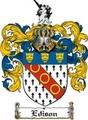 Thumbnail Edison Family Crest  Edison Coat of Arms