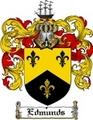 Thumbnail Edmunds Family Crest  Edmunds Coat of Arms