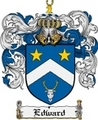 Thumbnail Edward Family Crest  Edward Coat of Arms
