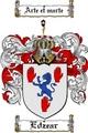 Thumbnail Edzear Family Crest  Edzear Coat of Arms
