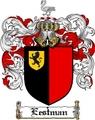 Thumbnail Eestman Family Crest  Eestman Coat of Arms