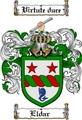 Thumbnail Eldar Family Crest  Eldar Coat of Arms