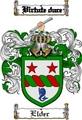 Thumbnail Elder Family Crest  Elder Coat of Arms