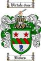 Thumbnail Elders Family Crest  Elders Coat of Arms