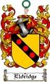 Thumbnail Eldridge Family Crest  Eldridge Coat of Arms