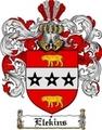 Thumbnail Elekins Family Crest  Elekins Coat of Arms