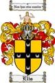 Thumbnail Elis Family Crest  Elis Coat of Arms