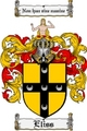 Thumbnail Eliss Family Crest  Eliss Coat of Arms