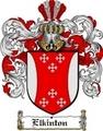 Thumbnail Elkinton Family Crest  Elkinton Coat of Arms