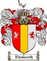 Thumbnail Ellesworth Family Crest  Ellesworth Coat of Arms