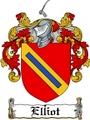 Thumbnail Elliot Family Crest  Elliot Coat of Arms
