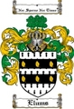 Thumbnail Elums Family Crest  Elums Coat of Arms