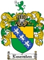 Thumbnail Emerston Family Crest  Emerston Coat of Arms