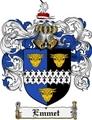 Thumbnail Emmet Family Crest Emmet Coat of Arms Digital Download