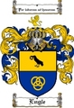 Thumbnail Engle Family Crest  Engle Coat of Arms