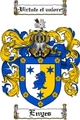Thumbnail Enyes Family Crest Enyes Coat of Arms Digital Download