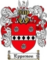 Thumbnail Epperson Family Crest Epperson Coat of Arms Digital Download