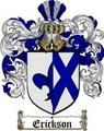 Thumbnail Erickson Family Crest / Erickson Coat of Arms