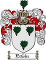 Thumbnail Erwin Family Crest  Erwin Coat of Arms