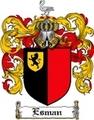 Thumbnail Esman Family Crest Esman Coat of Arms Digital Download