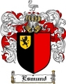 Thumbnail Esmund Family Crest  Esmund Coat of Arms
