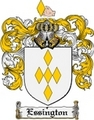 Thumbnail Essington Family Crest Essington Coat of Arms Digital Download