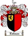 Thumbnail Estman Family Crest  Estman Coat of Arms