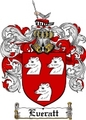 Thumbnail Everatt Family Crest  Everatt Coat of Arms