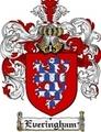 Thumbnail Everingham Family Crest Everingham Coat of Arms Digital Download