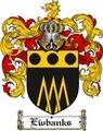 Thumbnail Ewbanks Family Crest  Ewbanks Coat of Arms