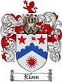 Thumbnail Ewen Family Crest  Ewen Coat of Arms