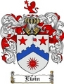 Thumbnail Ewin Family Crest  Ewin Coat of Arms