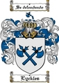 Thumbnail Eyckles Family Crest  Eyckles Coat of Arms