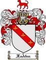 Thumbnail Fadden Family Crest  Fadden Coat of Arms