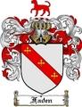 Thumbnail Faden Family Crest  Faden Coat of Arms