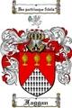 Thumbnail Faggan Family Crest  Faggan Coat of Arms