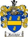 Thumbnail Fairchild Family Crest  Fairchild Coat of Arms