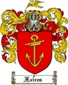 Thumbnail Faires Family Crest  Faires Coat of Arms