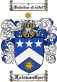 Thumbnail Fairweather Family Crest Fairweather Coat of Arms Digital Download