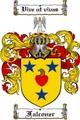 Thumbnail Falconer Family Crest  Falconer Coat of Arms
