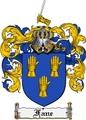 Thumbnail Fane Family Crest Fane Coat of Arms Digital Download